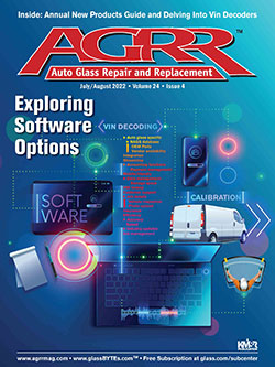 Latest issue of AGRR Magazine